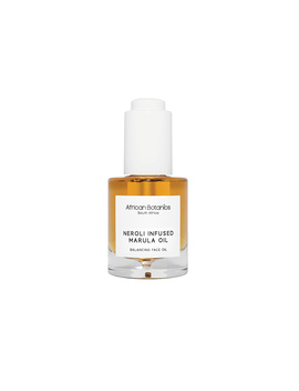 Neroli Infused Marula Oil by African Botanics