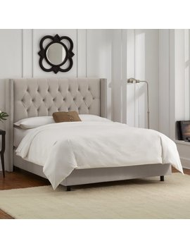 Willa Arlo Interiors Allbright Upholstered Panel Bed & Reviews by Willa Arlo Interiors