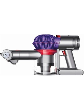 V7 Car&Boat Bagless Cordless Hand Vac   Iron/Purple by Dyson