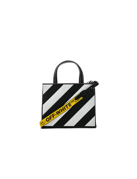 Diagonal Box Bag by Off White