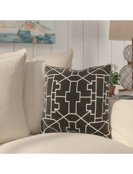 Bay Isle Home Southlake Cotton Throw Pillow & Reviews by Bay Isle Home
