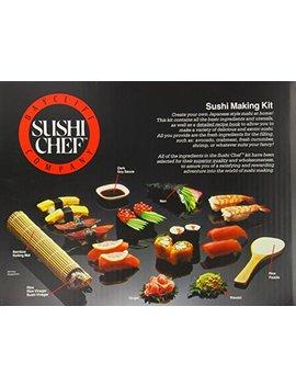 Sushi Chef Sushi Making Kit by Sushi Chef