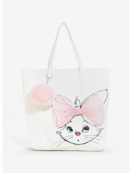 Brand New Disney X Loungefly The Aristocats Marie Tulle Bow Tote Bag by Loungefly