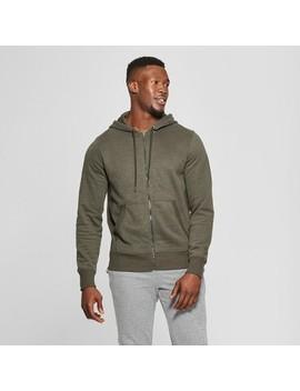 Men's Authentic Fleece Sweatshirt Full Zip   C9 Champion® by C9 Champion®