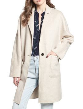 Everest Wool Blend Coat by Rails