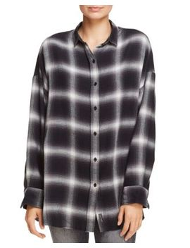 Flannel Check Shirt by Hudson