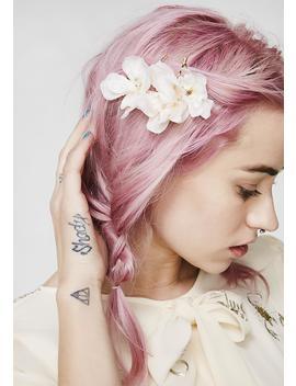 Franny Flower Hair Pins by Rock N Rose