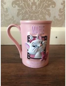 Disney Store Large Marie Aristocats Mug by Ebay Seller