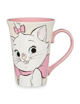 Disney Parks 16 Oz Coffee Mug Latte Tea Cup Marie Berlioz The Aristocats Cats by Walt Disney World Disneyland Wdw Dlr Park Store
