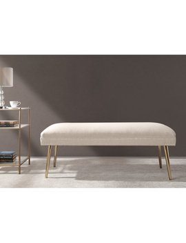 Everly Quinn Sunni Wood Bench & Reviews by Everly Quinn