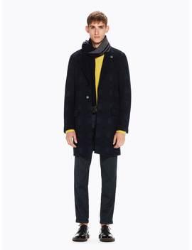 Blake   Pantalon à Pinces Structuré <Br> Regular Slim Fit by Scotch&Soda