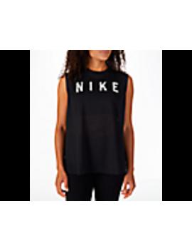 Women's Nike Sportswear Mesh Tank by Nike