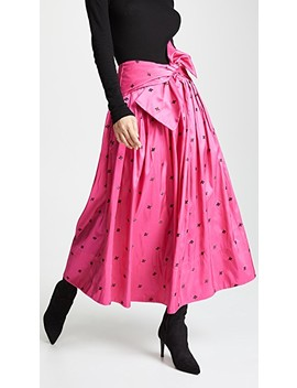 Aglae Skirt by Ulla Johnson