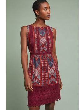 Beaumier Shift Dress by Akemi + Kin