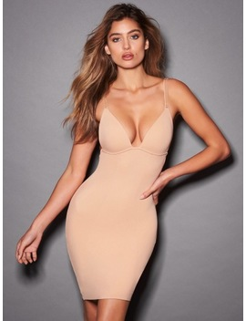 Hollywood Smoothing Chemise by Frederick's Of Hollywood