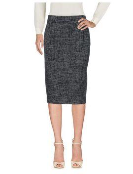 Escada Knee Length Skirt   Skirts by Escada