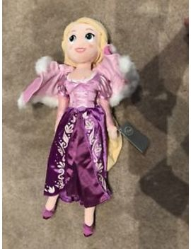 Winter Rapunzel Soft Doll   Disney Princess Plush Doll   Rare by Ebay Seller