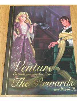 Disney Designer Collection Rapunzel & Flynn Rider Journal Tangled by Disney Designer