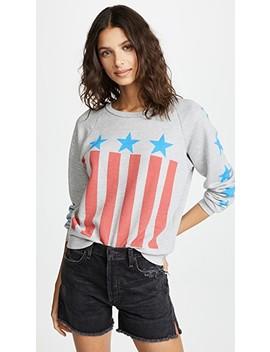 Allstar Junior Sweatshirt by Wildfox