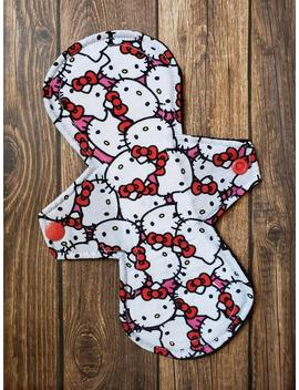 9 Inch Light Absorbency Cloth Pad | Symmetrical | Mama Cloth | Rumps | Zero Waste | Reusable by Etsy