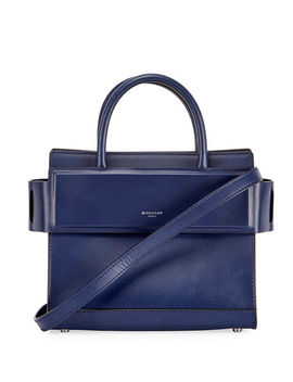 Horizon Mini Smooth Leather Tote Bag by Givenchy