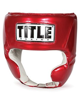 Title Boxing Competition Headgear by Title Boxing