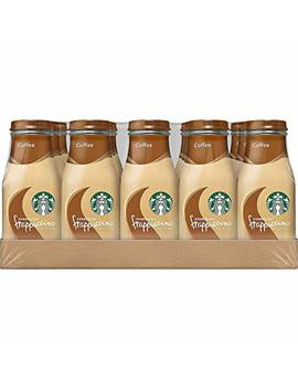 Starbucks Frappuccino Drinks, Coffee Flavor, 9.5 Ounce Glass Bottles (15 Bottles) by Starbucks