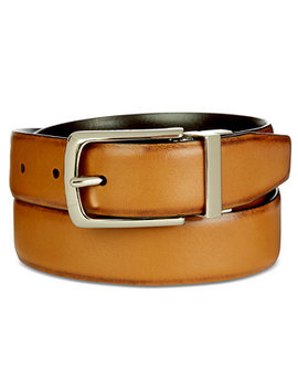 Men's Reversible Leather Belt by Cole Haan