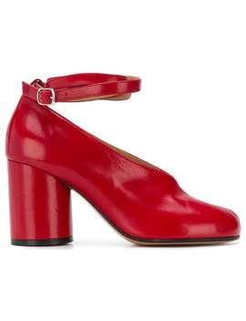 Maison Margiela Tabi Mary Jane Pumpshome Women Maison Margiela Shoes Pumps by Maison Margiela