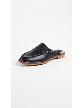 Seaport Fina Mules by Sperry