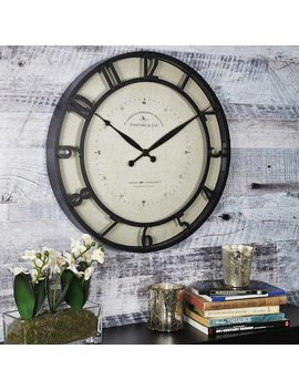 Firs Time Kensington Wall Clock by Kohl's