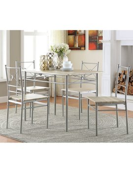Andover Mills Kieffer 5 Piece Dining Set & Reviews by Andover Mills