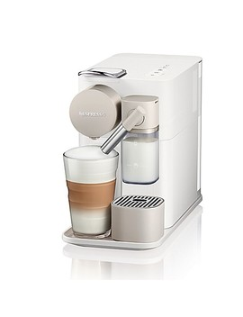 Nespresso® By De'longhi Lattissima One Espresso Maker In Silky White by Bed Bath And Beyond