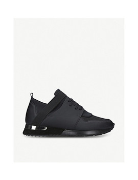 Elast Leather Trainers by Mallet