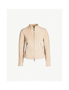 Aries Suede Jacket by Reiss