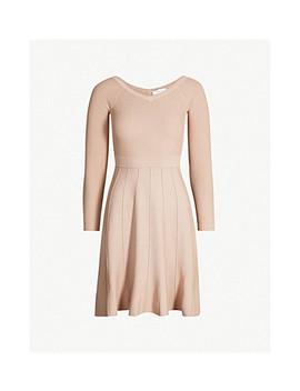 Astra Stretch Knit Dress by Reiss