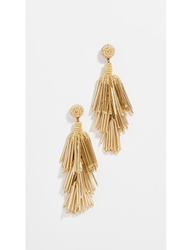 Deepa By Deepa Gurnani Rain Earrings by Deepa Gurnani