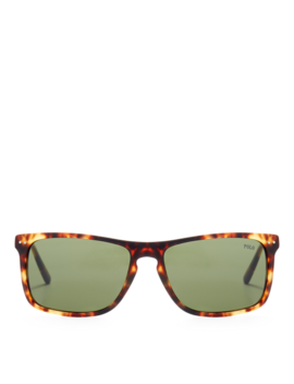 Metal Temple Sunglasses by Ralph Lauren