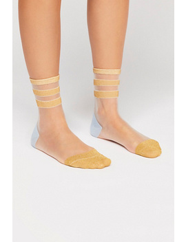 Good Sport Sheer Sock by Free People