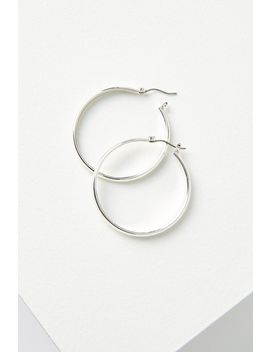 Sherry Core Hoop Statement Earring by Cotton On