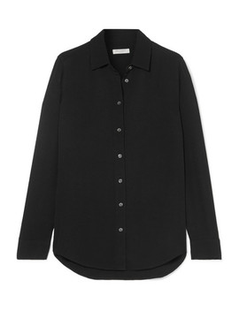 Essential Crepe Shirt by Equipment