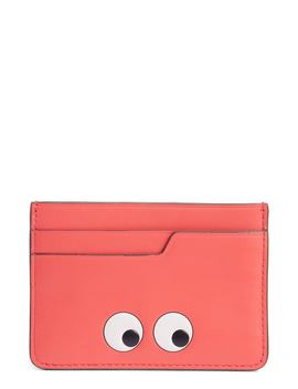 Eyes Leather Card Case by Anya Hindmarch