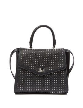 Bace Studded Satchel by Steve Madden