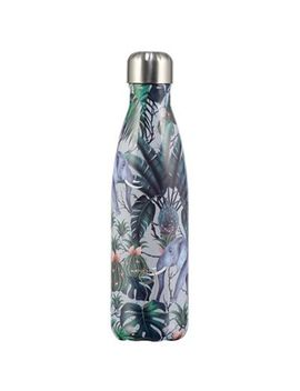 Chilly's   Elephant Print Reusable Bottle 500ml by Chilly's