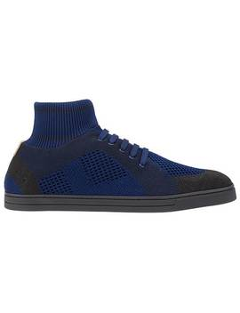 Fendimesh Sock Sneakershome Men Fendi Shoes Hi Tops by Fendi