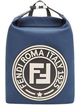Fendicanvas Backpackhome Men Fendi Bags Backpacks by Fendi