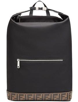 Fendi Ff Logo Backpackhome Men Fendi Bags Backpacks by Fendi