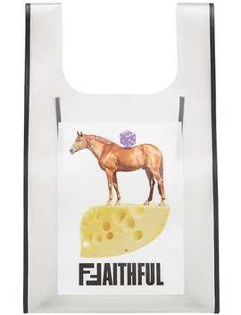 Fendi Ffaithful Tote Baghome Men Fendi Bags Tote Bags by Fendi
