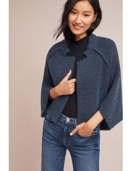 Maryann Wool Shrug by Anthropologie