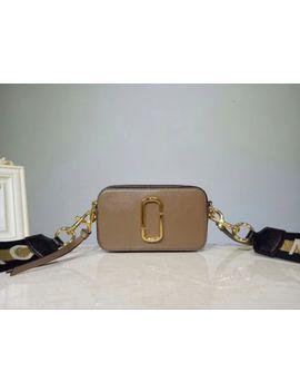 Genuine Marc Jacobs Snapshot Small Camera Bag Crossbody Black Multi Sales.. by Ebay Seller